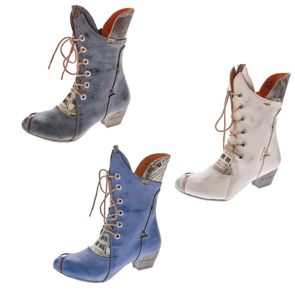 bottes pour femme cuir véritable confort chaussures tma 7011