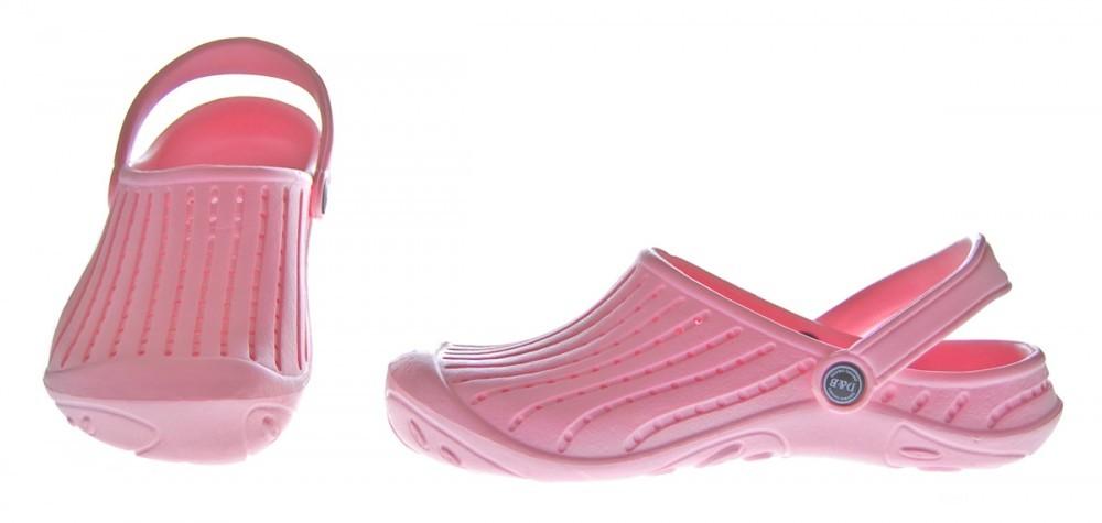 Damen Clogs Schuhe Schwarz Weiß Rosa Grün Latschen Bade Sandalen ...