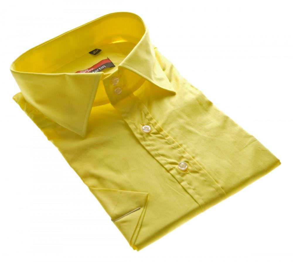 designer slimfit herren hemd kurzarm slim fit tailliert k14 2 knopf steh kragen ebay. Black Bedroom Furniture Sets. Home Design Ideas