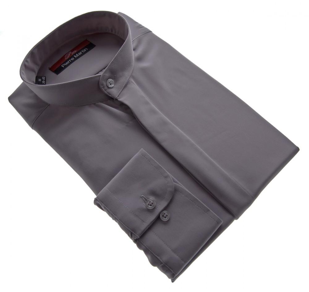 Dise o caballero camisa cuello alto perchas libre camisa - Perchas de pie modernas ...