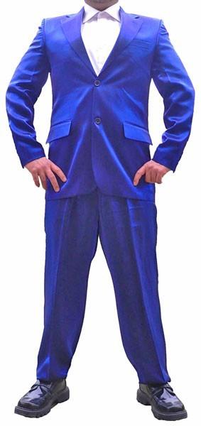 hochzeit herren anzug glanz blau slim fit hochzeitsanzug. Black Bedroom Furniture Sets. Home Design Ideas
