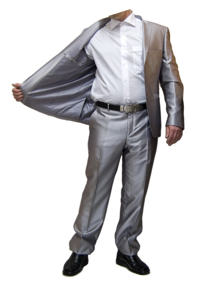designer herren anzug tailliert wolle sakko u hose glanz schwarz braun silber ebay. Black Bedroom Furniture Sets. Home Design Ideas