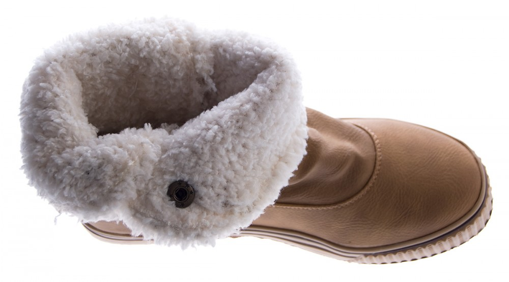 damen stiefeletten herbst winter schuhe stiefel gef ttert. Black Bedroom Furniture Sets. Home Design Ideas