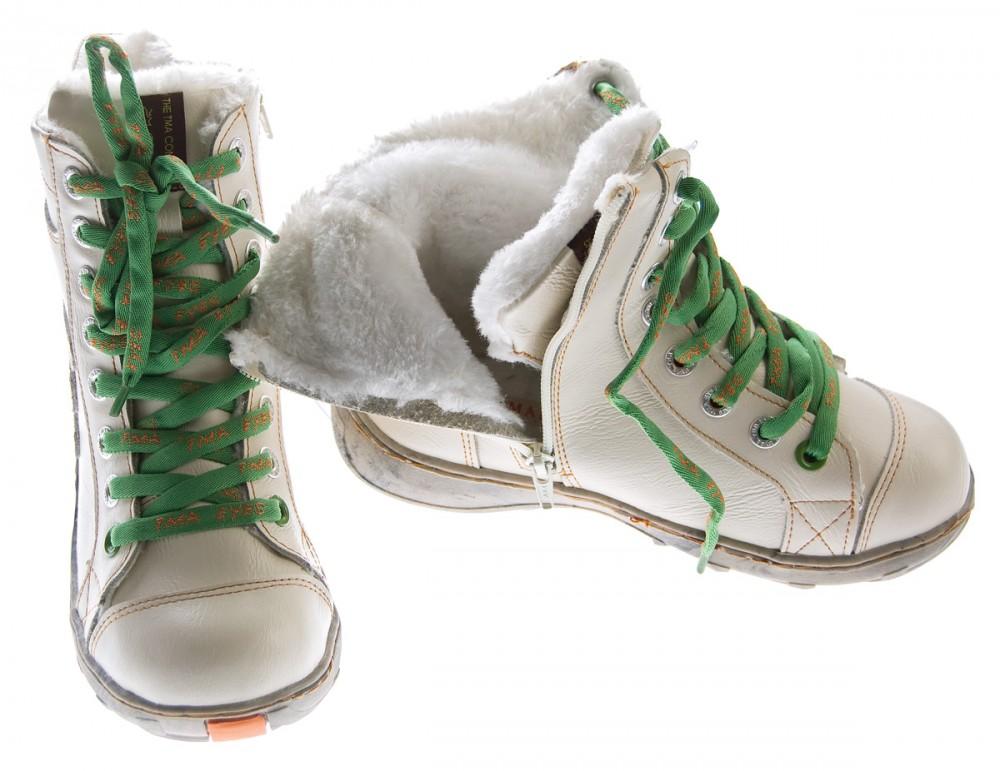 pelle inverno stivaletti scarpe tma caviglia da donna. Black Bedroom Furniture Sets. Home Design Ideas