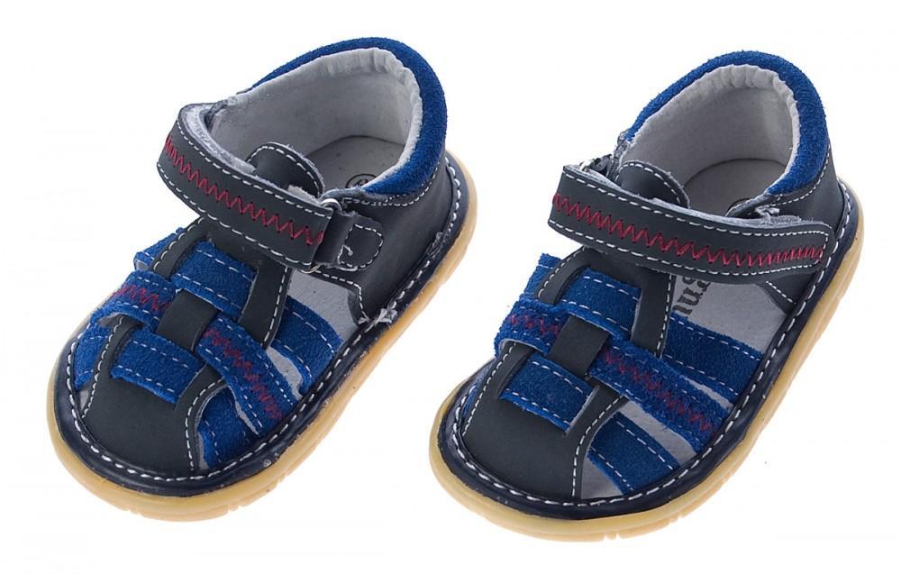 leder kinder sandaletten jungen u m dchen schuhe braun pink blau sandalen klett ebay. Black Bedroom Furniture Sets. Home Design Ideas