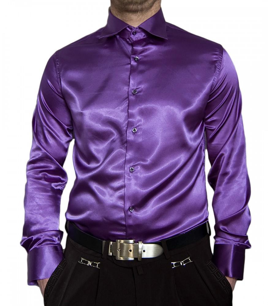 hochzeit designer herren glanz hemd slim fit tailliert. Black Bedroom Furniture Sets. Home Design Ideas