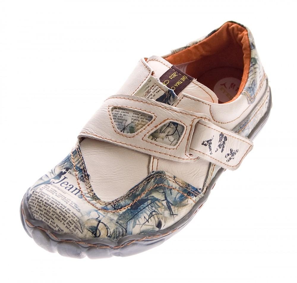 damen echt leder schuhe sneakers comfort slipper. Black Bedroom Furniture Sets. Home Design Ideas