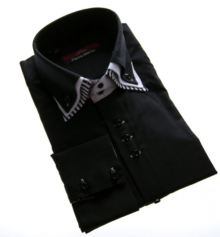 hochzeit designer herren hemd 3kragen hochzeitshemd. Black Bedroom Furniture Sets. Home Design Ideas