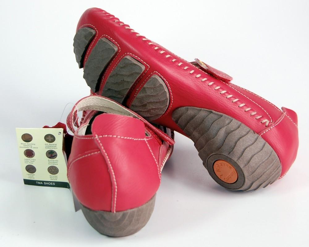 leder ballerinas pumps damen sandaletten 1268 schuhe comfort tma echt leder mokassins schuhe. Black Bedroom Furniture Sets. Home Design Ideas