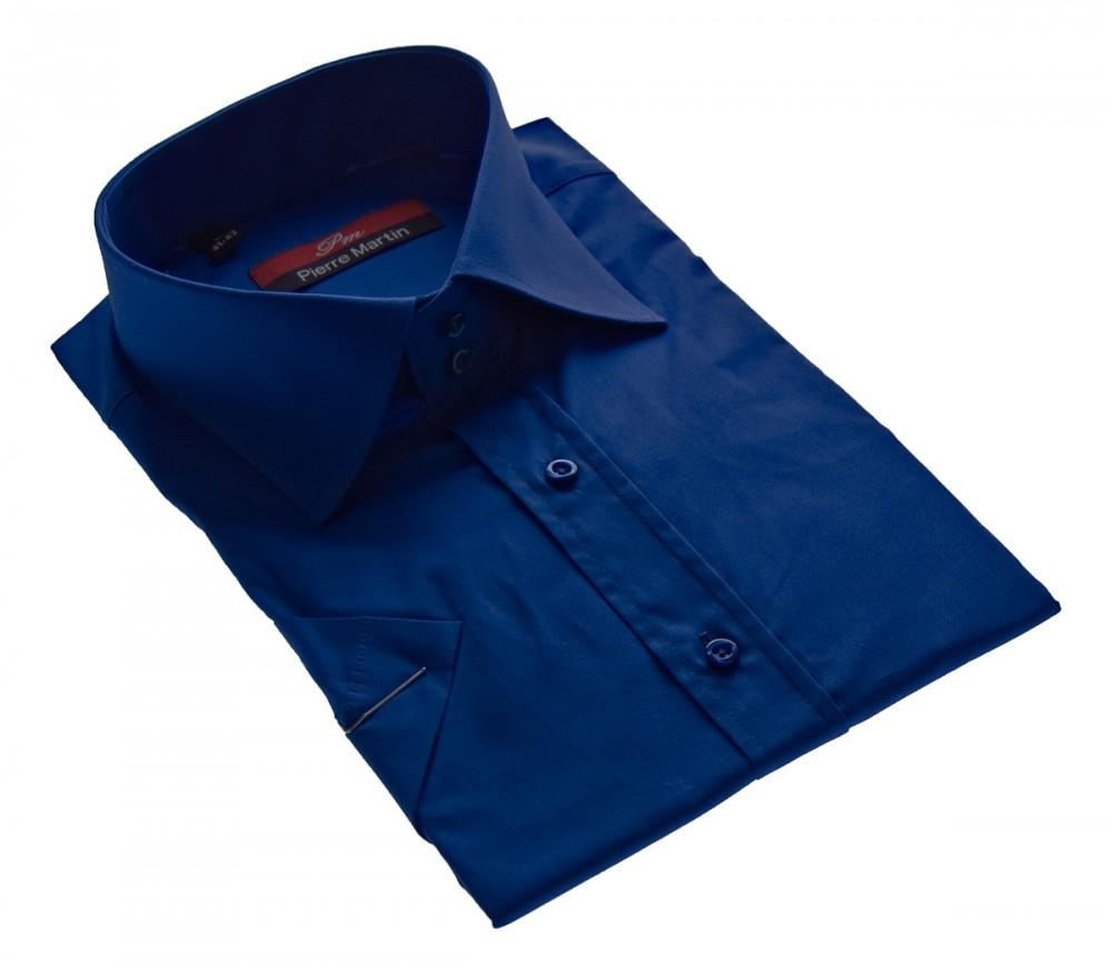 designer herren kurzarm hemd klassischer kragen slim fit tailliert kurzarm k14 2k viele farben. Black Bedroom Furniture Sets. Home Design Ideas